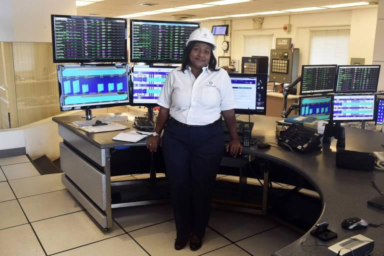 Mulheres em profissões inusitadas