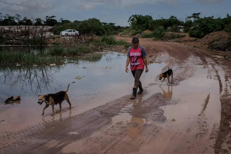 Alagamento no Pará