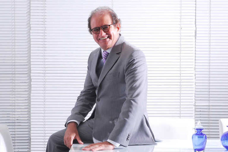 Guilherme Paulus , que deixou o cargo de presidente do conselho da CVC