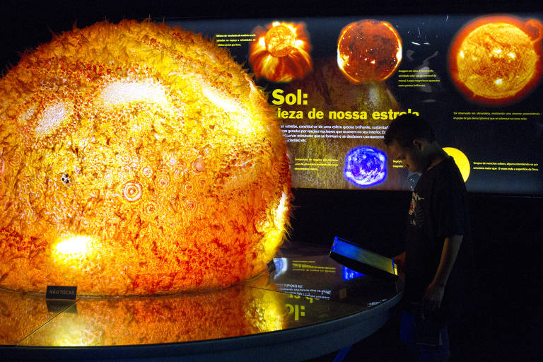 Tecnologia em museus