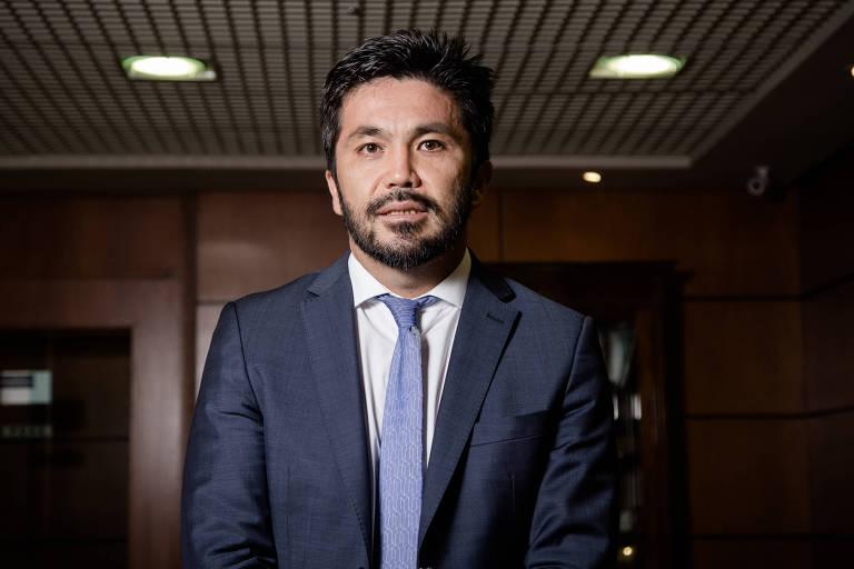 Presidente da Previ, Gueitiro Guenso