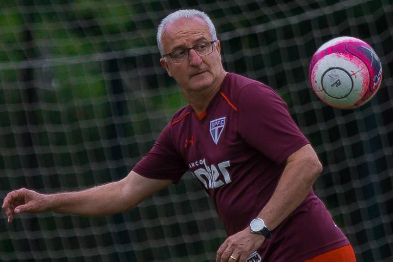 O técnico Dorival Júnior, demitido do comando da equipe do São Paulo