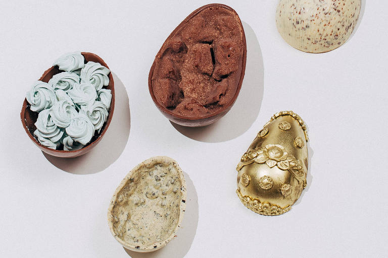Onze dicas de ovos para agradar qualquer chocólatra nesta Páscoa