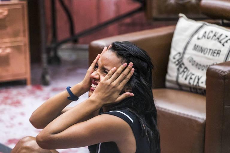 Gleici, vencedora do BBB 2018, foi eliminada 'de mentirinha' durante o programa