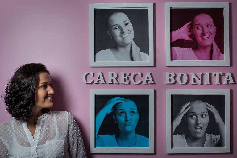 Sonia Niara, 27, que teve linfoma e mantém blog e canal de vídeos sobre câncer