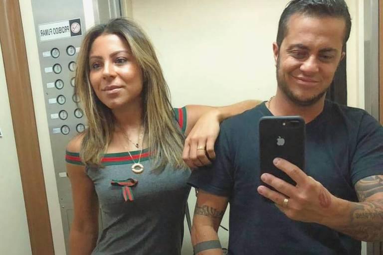 Andressa Ferreira e Thammy Miranda
