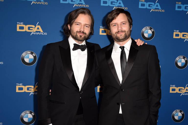 Ross e Matt Duffer na última edição do DGA Awards, em Beverly Hills, na Califórnia