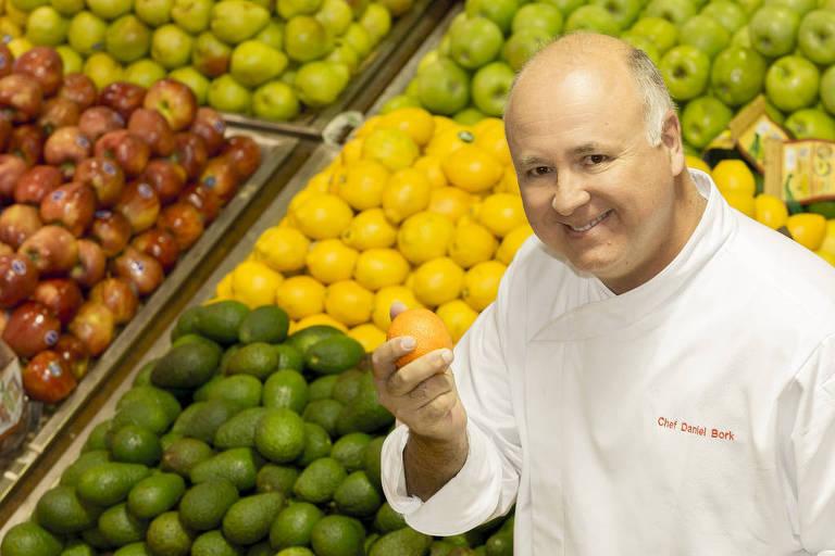 Daniel Bork comanda desde 2009 programa de culinária na Band