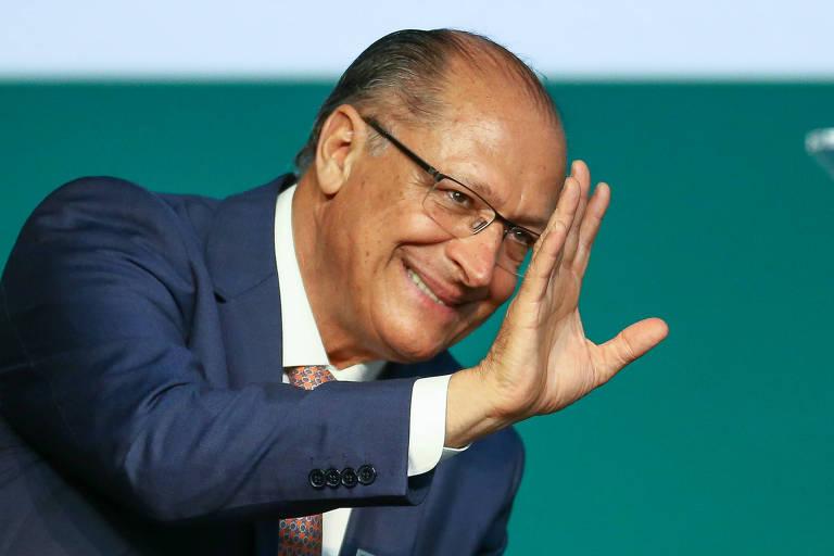 Geraldo Alckmin, pré-candidato do PSDB à Presidência