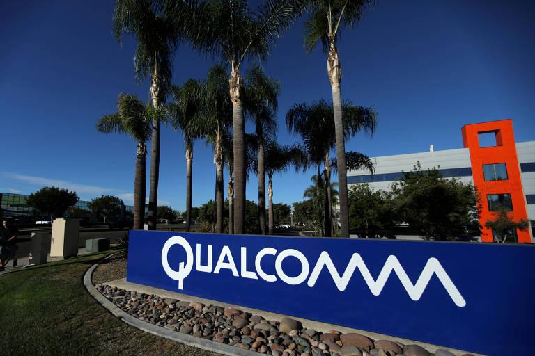 Sede da Qualcomm em San Diego, na Califórnia