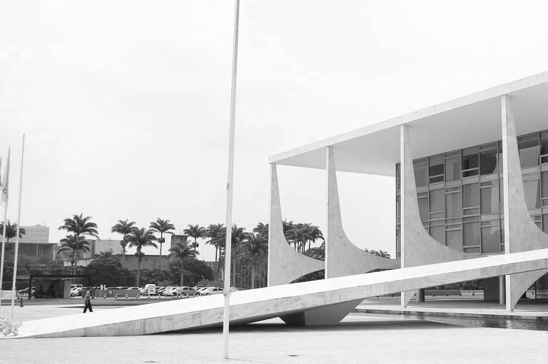 Palácio do Planalto, em Brasília; no ano passado, União gastou R$ 42,3 bilhões com gratificações e incentivos a servidores na ativa dos três Poderes e do Ministério Público Federal