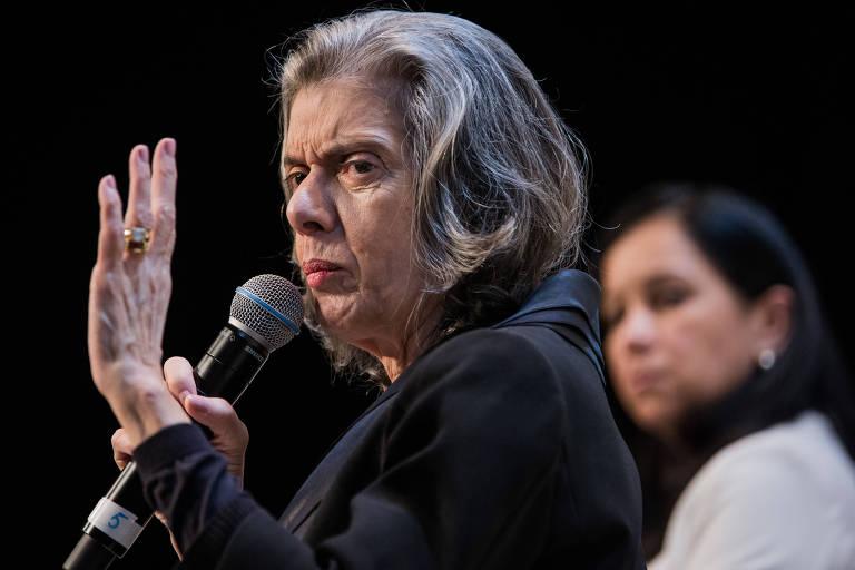 A ministra do STF Carmen Lucia