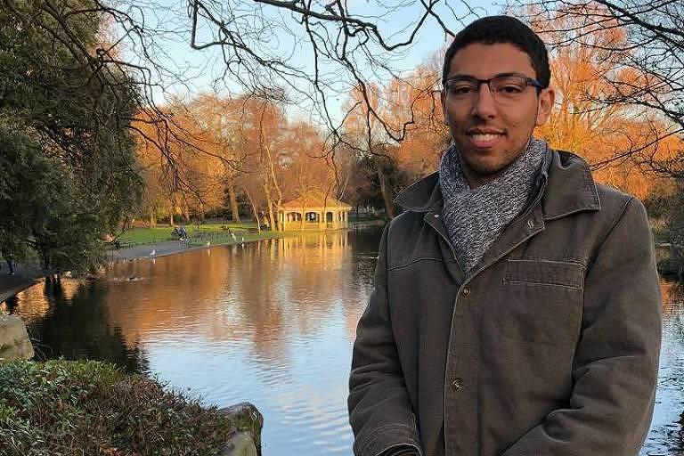 Caíque Trindade de Oliveira, 24, desapareceu no dia 6 de março em Dublin