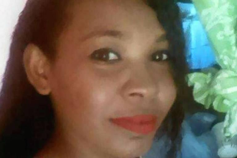 Rosemeire Pereira de Jesus, 33 anos, morta em desabamento de prédio em Salvador