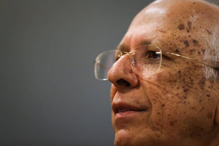 Advogado Nabor Bulhões, que participou de audiência pública sobre limites à liberdade de expressão