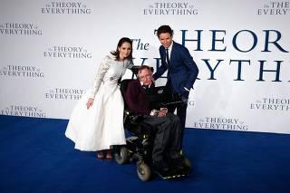 British scientist Stephen Hawking dead at age 76: family spokesman