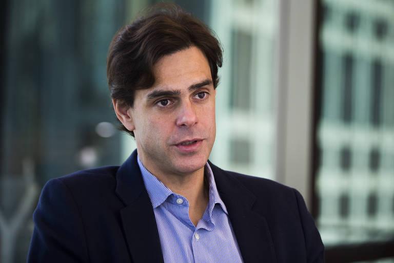 Guilherme Benchimol, presidente da XP,  corretora que teve uma parte vendida ao Itaú