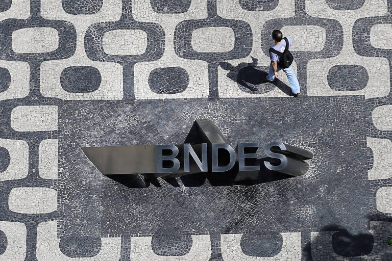 Logo do BNDES