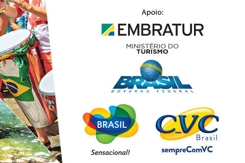 Selo Seminário Turismo e a Internacionalização do Brasil