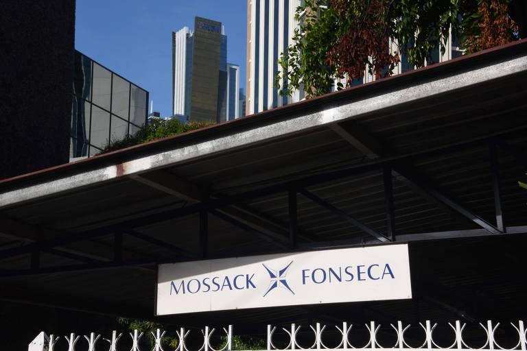 Fachada do prédio onde estava instalado o prédio da Mossack Fonseca na Cidade do Panamá; escritório de advocacia fechou as portas