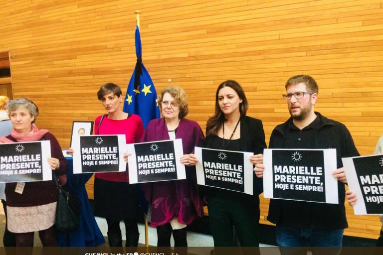 Repercussão internacional da morte de Marielle Franco