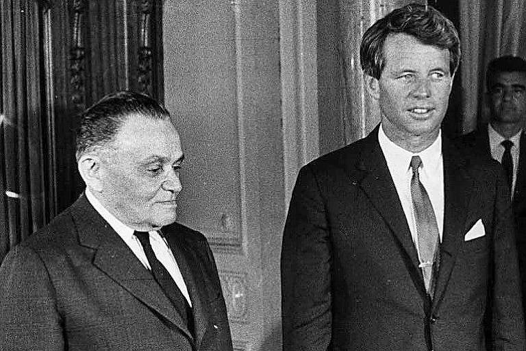Robert Kennedy participará das primárias do Partido Democrata