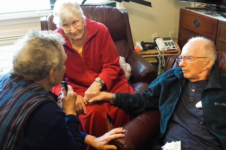 Últimos dias de um casal de idosos