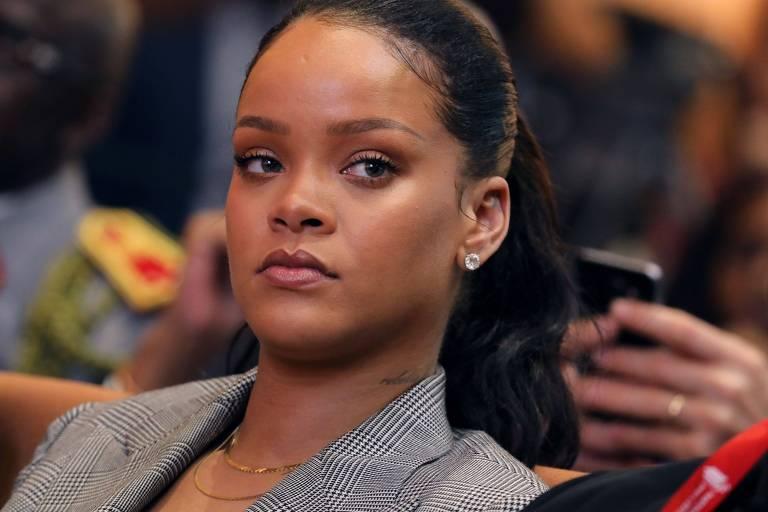 Rihanna sofreu espancamento nas mãos de seu então namorado Chris Brown