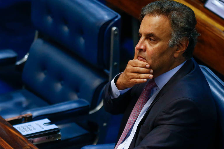 Senador Aécio Neves (PSDB)