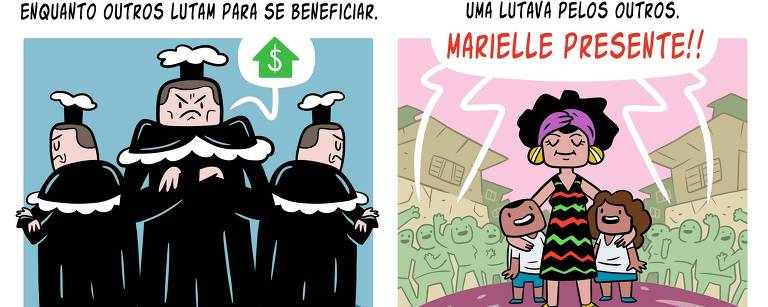 Charges - Março 2018