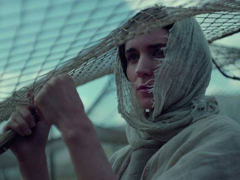 A atriz Rooney Mara vive Maria Madalena em filme dirigido por Garth Davis