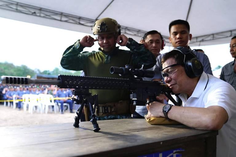 Filipinas oficializam pedido para deixar Tribunal Penal Internacional