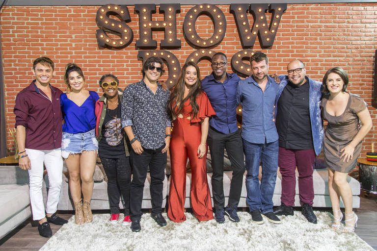 2º temporada do Show dos Famosos
