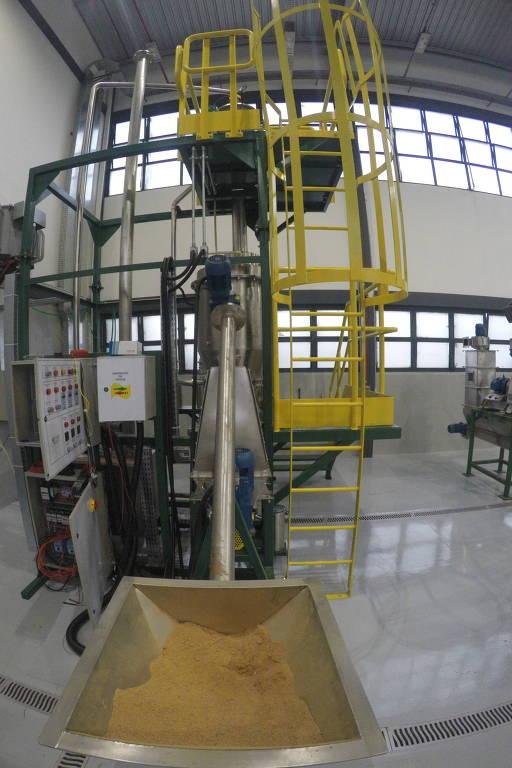 Laboratório do ISI - Instituto Senai de Inovação em Biomassa, em Três Lagoas, Mato Grosso do Sul