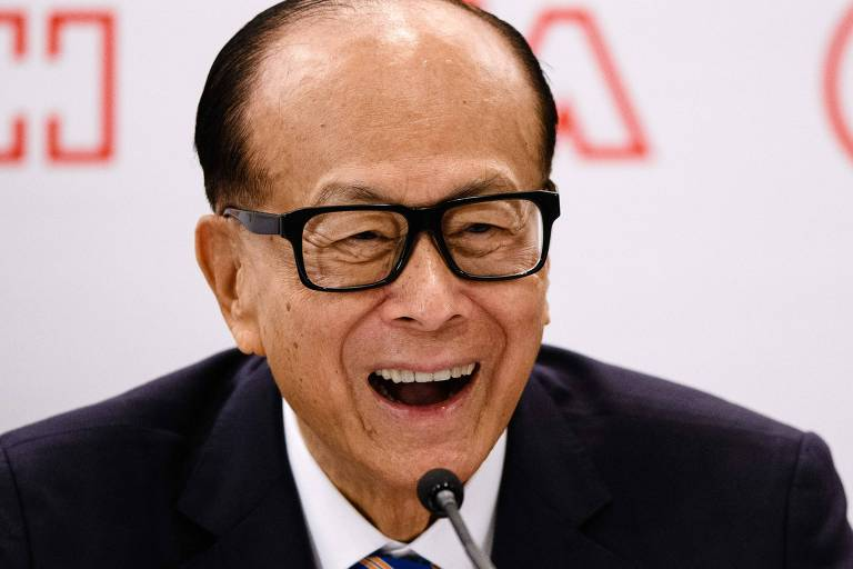 Li Ka-shing, o homem mais rico de Hong Kong, anuncia aposentadoria