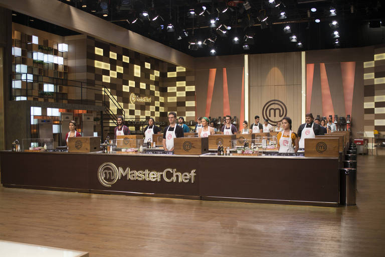 "Quinta temporada do ""Masterchef"", reality da Band"