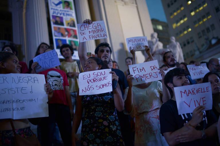 Assassinato da vereadora Marielle Franco (PSOL)