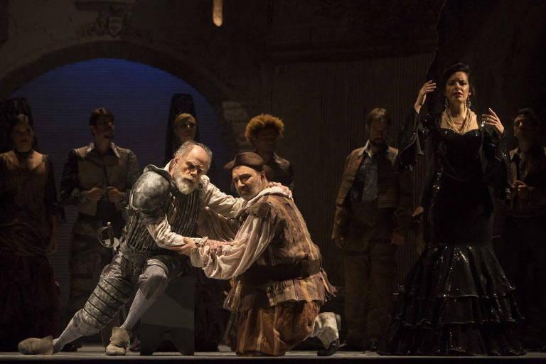 Coleção Folha apresenta balé 'Dom Quixote'