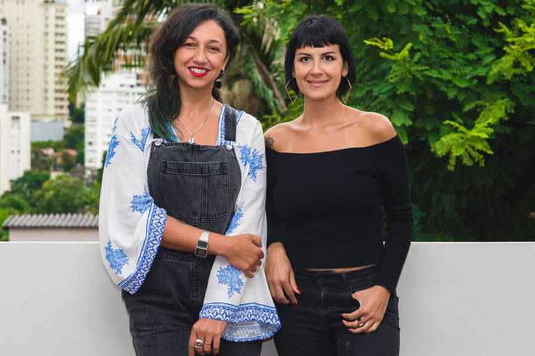 Claudia Assef e Monique Dardenne, idealizadoras do Women's Music Event (WME)