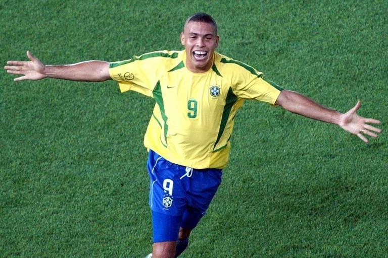 Ronaldo na Copa de 2002