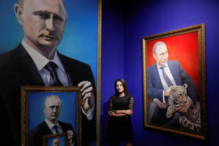 The Wider Image: Russia goes to vote: a political portrait