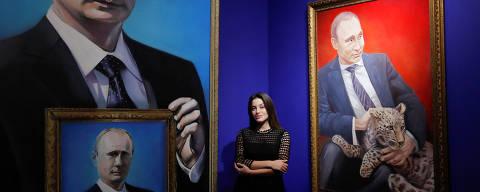 Yulia Dyuzheva, 22, student and supervisor of the