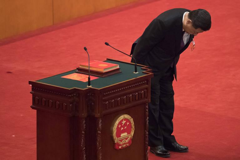 XiJinpingé reeleito para novo mandato no comando da China