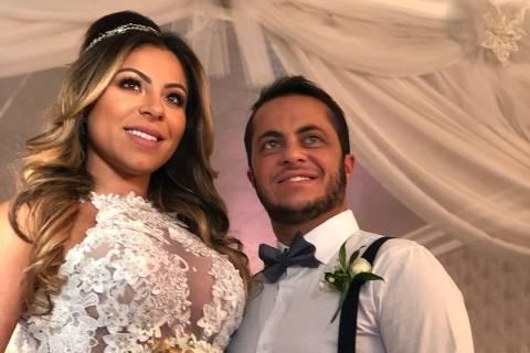 Thammy Miranda e Andressa Ferreira se casam em Las Vegas DIREITOS RESERVADOS. NÃO PUBLICAR SEM AUTORIZAÇÃO DO DETENTOR DOS DIREITOS AUTORAIS E DE IMAGEM