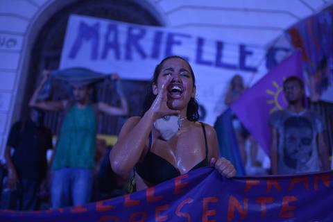 PSOL processarádesembargadora queacusouMarielle de se engajar com crime