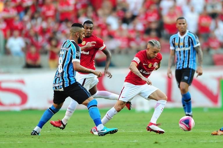 Grêmio e Inter abrem mata-mata no Campeonato Gaúcho