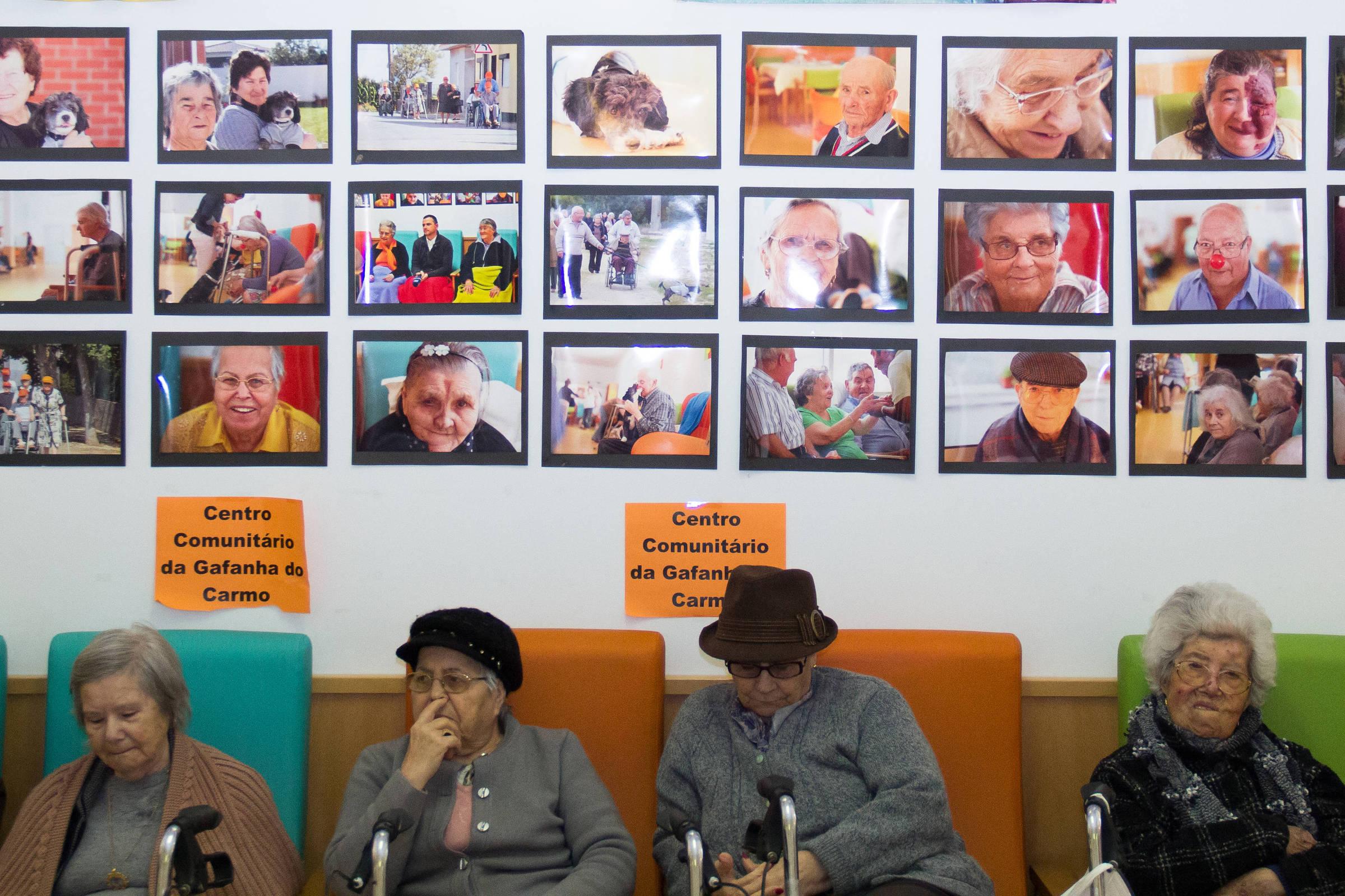Portugal investe em alternativas para cuidar da população idosa