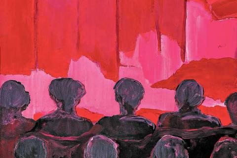 Pintura de Deborah Paiva