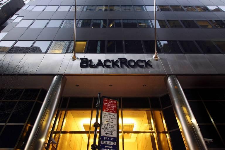 Sede da BlackRock em Nova York