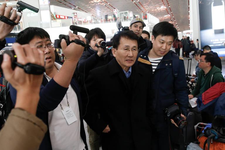 Coreia do Norte diz que autoconfiança levou à aproximação com os EUA